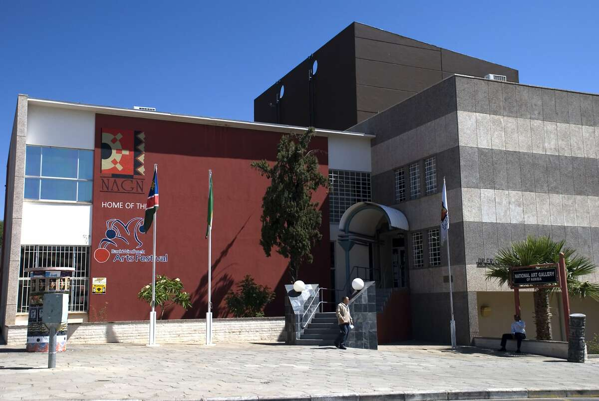 National Art Gallery.