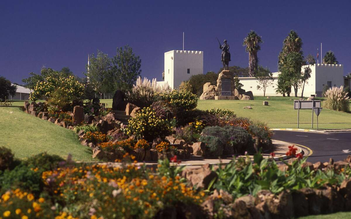 The Alte Feste (Old Fortress) is a fortress and museum in downtown Windhoek, Namibia. Set on a hill above the city, the Fort was completed in 1890 during the German colonisation of Namibia and is the oldest standing building in the city.