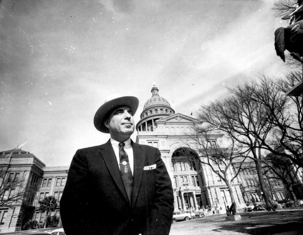 2. San Antonio-native Henry B. Gonzalez was the first Hispanic from Texas to serve in the U.S. Congress in 1961 ...