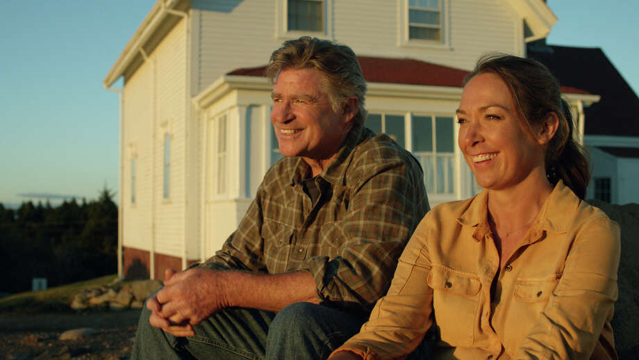 """Treat Williams and Elizabeth Marvel in a scene from """"The Congressman."""" Williams will be appearing for a special screening and an audience Q&A session in his native Stamford. Photo: Contributed Photo"""