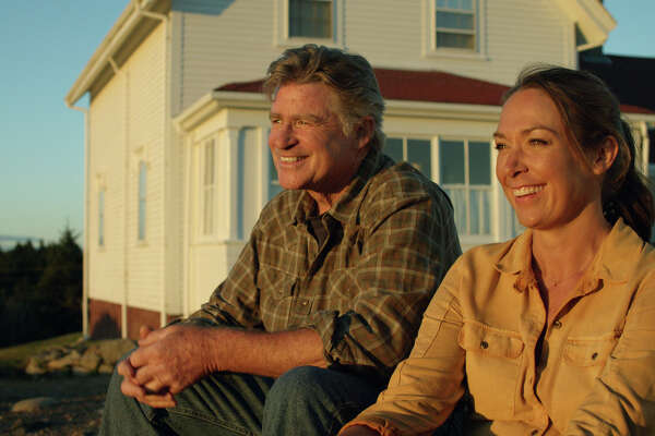 "Treat Williams and Elizabeth Marvel in a scene from ""The Congressman."" Williams will be appearing for a special screening and an audience Q&A session in his native Stamford."