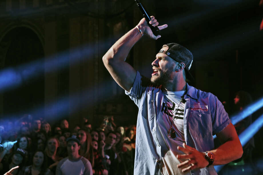 Country star Chase Rice performs at Ives Concert Park in Danbury on Friday. Find out more. Photo: Contributed Photo
