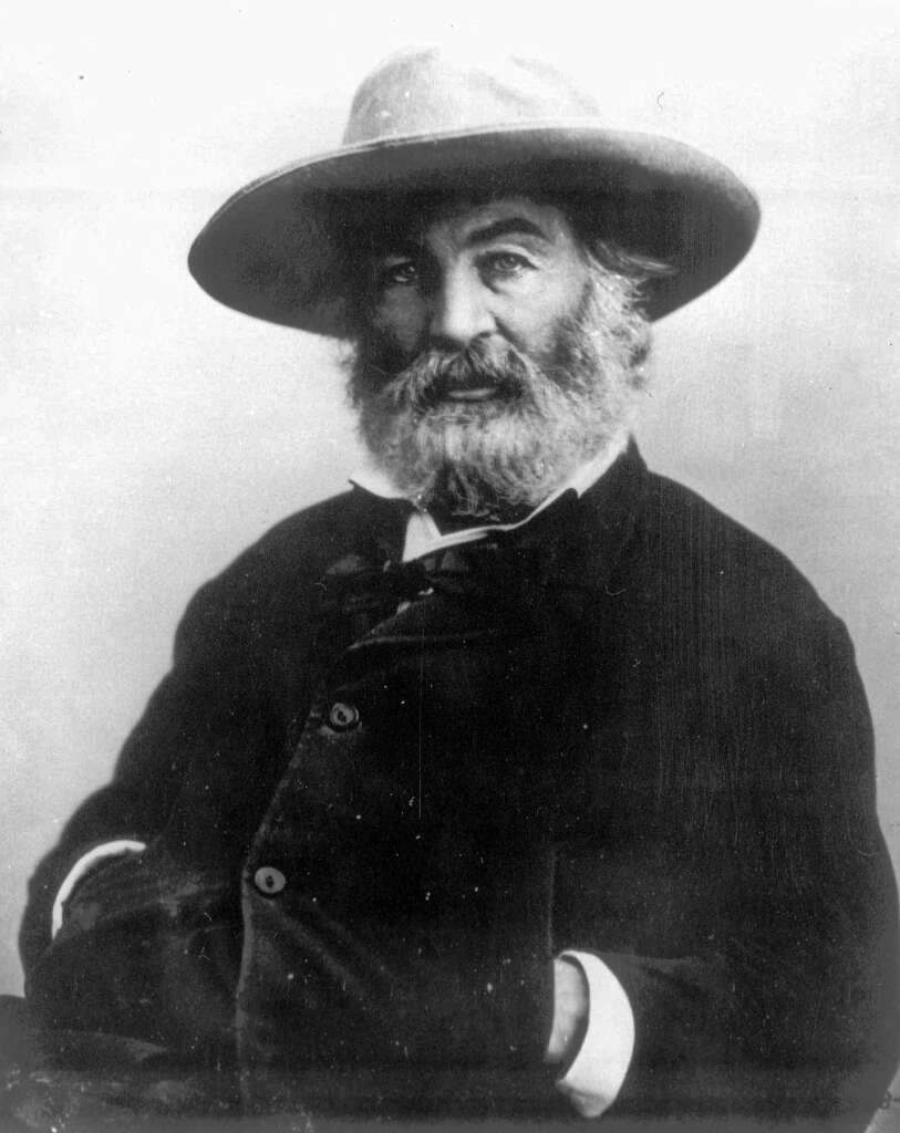 uh student uncovers walt whitman s manly health and fitness 23 poet walt whitman seen in an