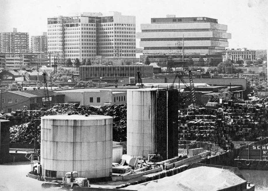 Down Stamford in July 1980. Photo: Staff Photo / ST