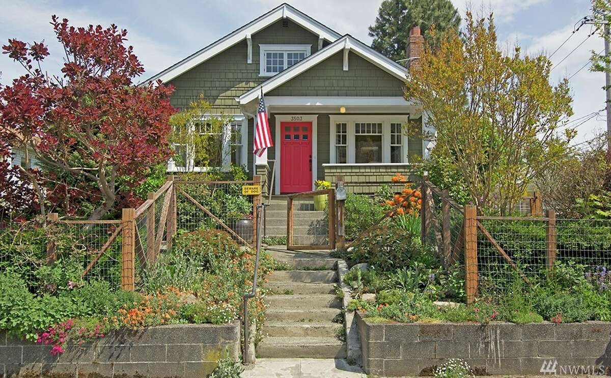 Tacoma The next Tacoma home,3503 N. Cheyenne St., is listed for$350,000. The four bedroom, 1.5 bathroom home is a 1920 Craftsman that has been completely restored. It features a large unfinished basement with great potential as a workshop. There will be a showing for this home on Saturday, April 30 from 12 - 4 p.m. and Sunday, May 1 from 1 - 4 p.m. You can see the full listing here.