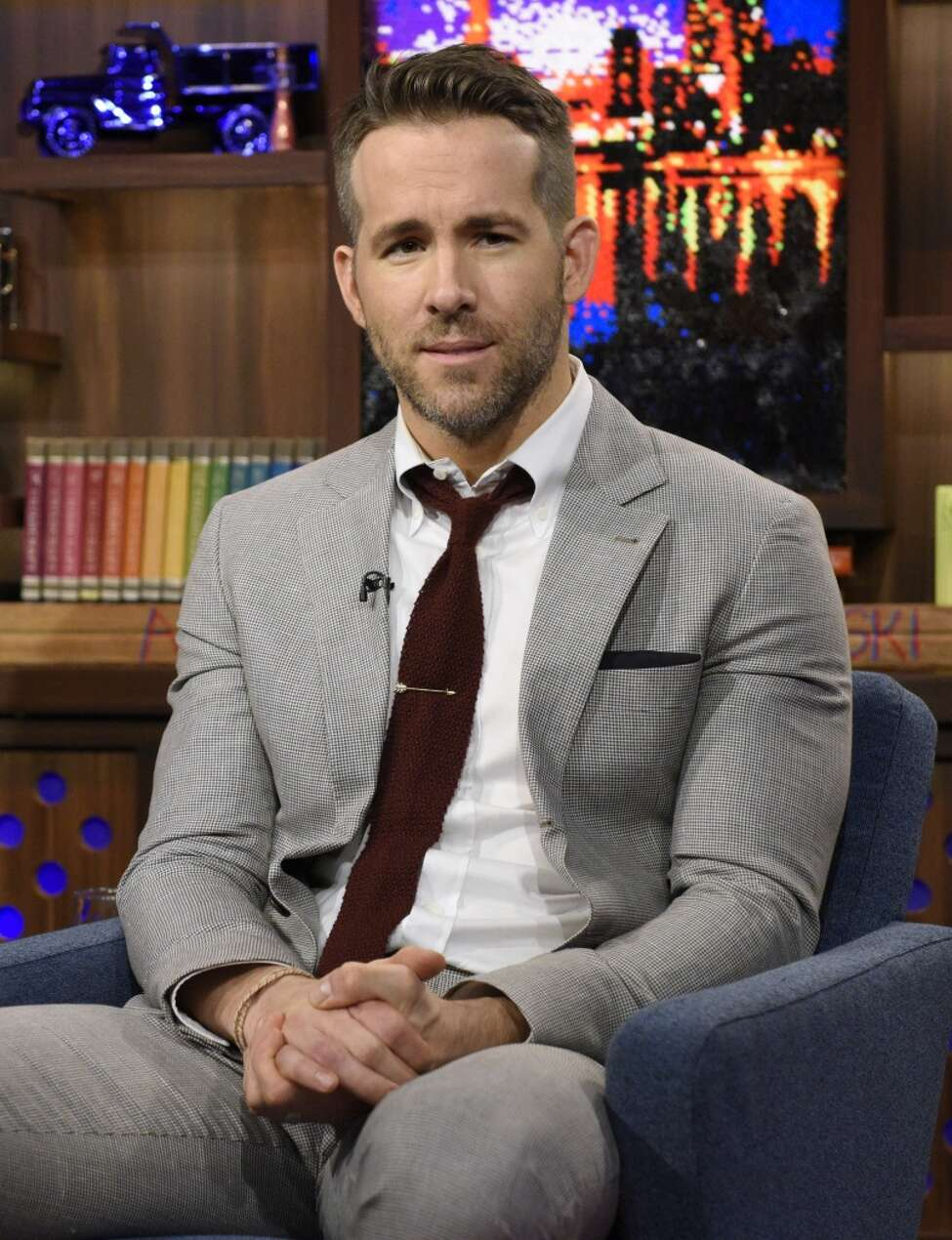 Ryan Reynolds - Motion Pictures