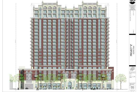 1717 Bissonnet ( Ashby high-rise ) Buckhead Investment Partners/EDI Architecture