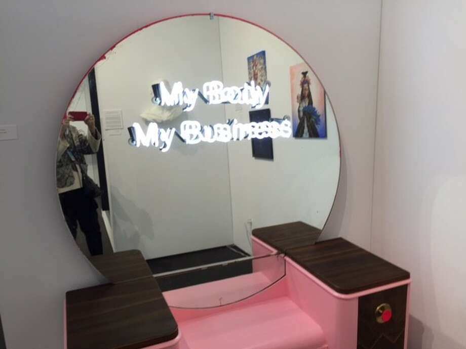 """Michele Pred: """"My Body Is My Business"""""""