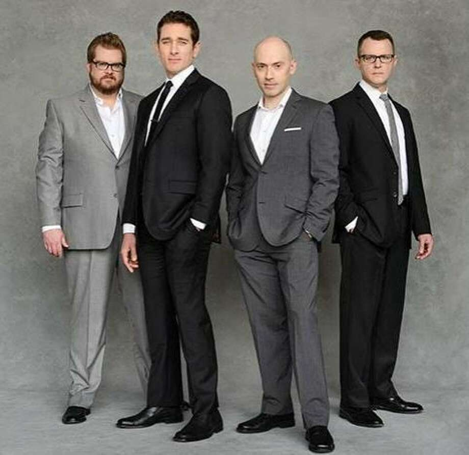 The New York Polyphony ensemble will perform free at S.F. State. Photo: Contributed, Contributed Photo
