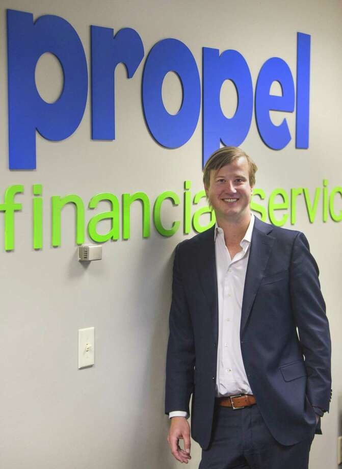 Jack Nelson is CEO and president of Propel Financial Services, the state's largest property-tax lender. Photo: William Luther /San Antonio Express-News / © 2015 San Antonio Express-News