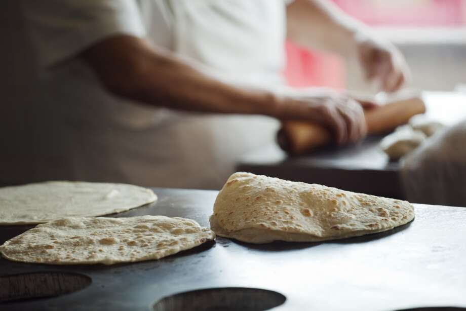 A new product by Flatev promises to deliver fresh authentic tortillas in seconds, eliminating the need to labor over making handmade tortillas. Photo: Getty