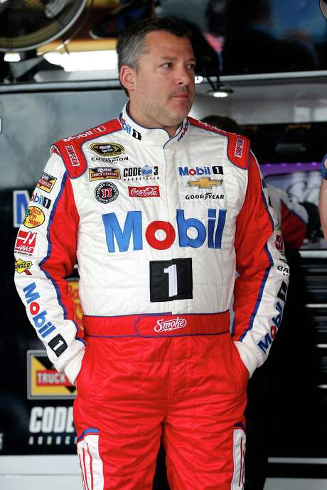 RICHMOND, VA - APRIL 22:  Tony Stewart, driver of the #14 Mobil 1 Advanced Fuel Economy Chevrolet, prepares to drive during practice for the NASCAR Sprint Cup Series TOYOTA OWNERS 400 at Richmond International Raceway on April 22, 2016 in Richmond, Virginia.  (Photo by Brian Lawdermilk/Getty Images) Photo: Brian Lawdermilk, Stringer / 2016 Getty Images