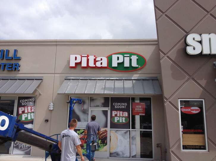 Pita Pit is preparing to open a 1,235-square-foot location at 8015 Spencer Highway in Deer Park in May.