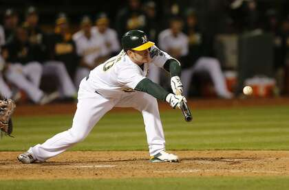 Tactic long in disfavor with A's might be in works for wild-card game