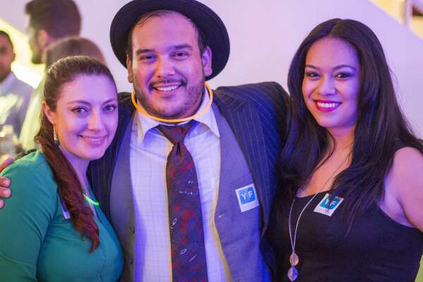 Young professionals in S.A. his the San Antonio Museum of Art for the third installment of its Night at the Museum. Love for art, pop culture and music mingled amid contemporary art and European and Mexican classics.