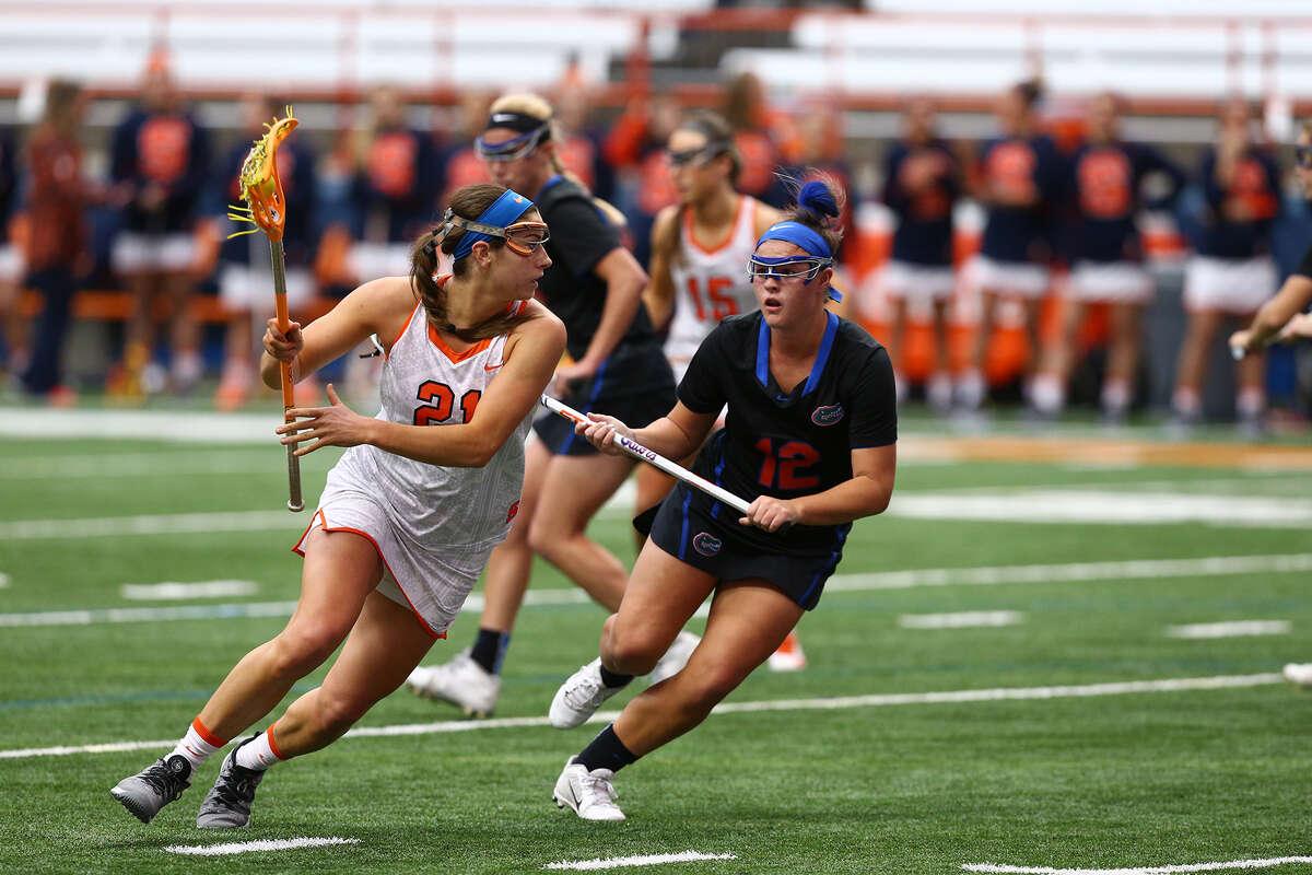 Kayla Treanor. (Photo courtesy Syracuse Athletics)