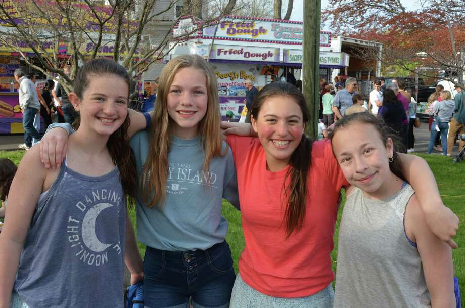 Were you SEEN at the annual Ridgefield Gone country BBQ festival and competition on April 30, 2016? Photo: Vic Eng, Hearst Connecticut Media Group / Danbury News-Times