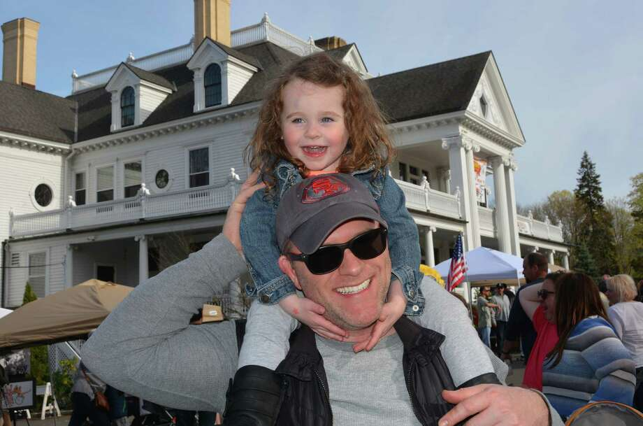 CONNECTICUTMedian income for families (dad present) with kids younger than 18 years, adjusted for cost of livingRank: 19 out of 51Source: WalletHub Photo: Vic Eng, Hearst Connecticut Media Group / Danbury News-Times