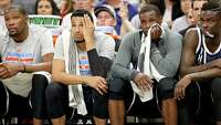 Thunder's invisible starting guard making life easier for Spurs - Photo