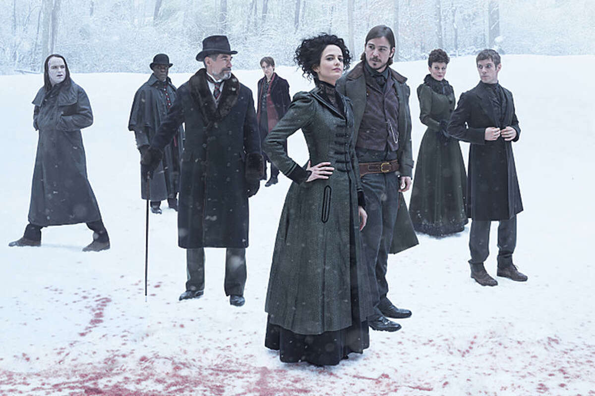 Penny Dreadful : The gory-sexy Victorian horror series is back for its third season beginning Sunday, May 1st at 9/10 p.m. on Showtime.