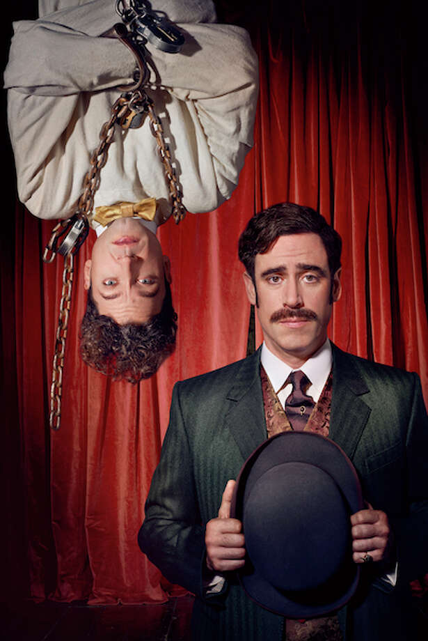Houdini & Doyle: In this new series, Harry Houdini and 'Sherlock' creator, Arthur Conan Doyle team up to solve mysteries together. It premieres on Monday, May 2nd at 9 p.m. on Fox. Photo: Fox