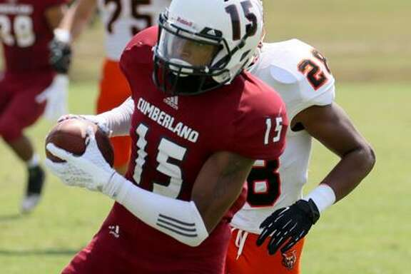 The Texans signed University of the Cumberlands receiver Wendell Williams to a free agent deal after the NFL draft.