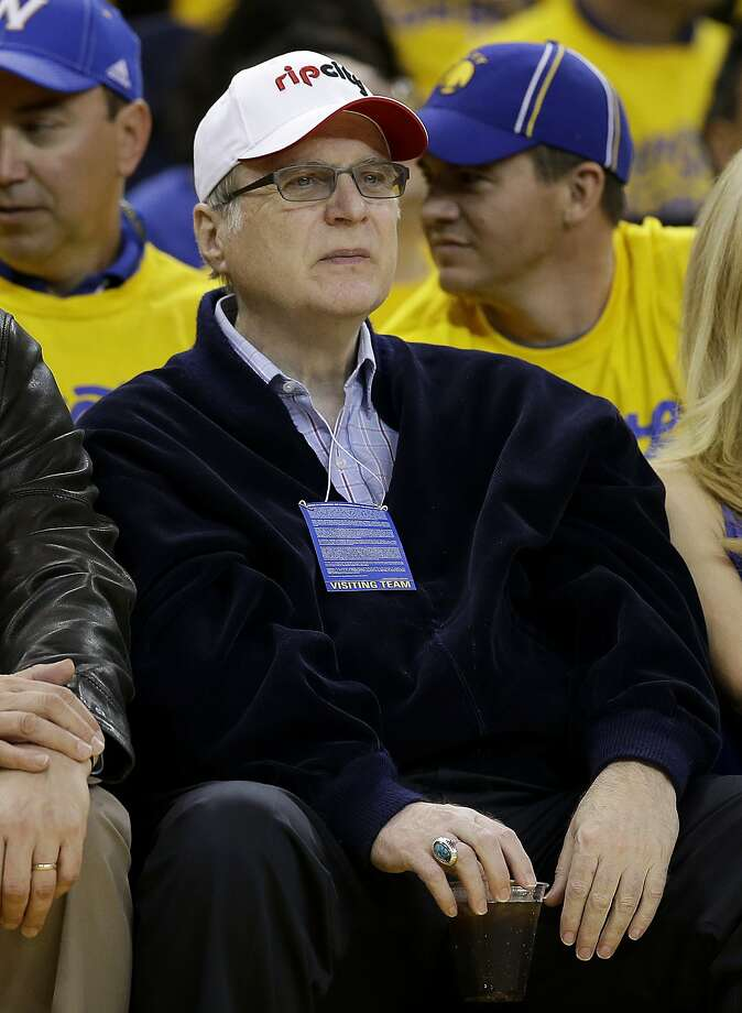 portland columnist suspicious paul allen will move trail blazers to rh seattlepi com