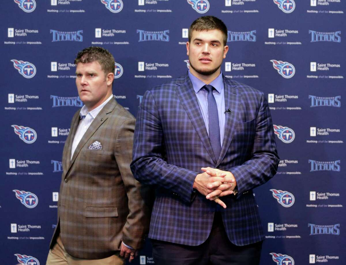 AFC SOUTH Tennessee Titans Grade: A Comment: Strength in numbers with nine picks. Jack Conklin, Austin Johnson and Kevin Byard should start as rookies. Kevin Dodd should provide a pass rush moving to outside linebacker. Derrick Henry is a powerful one-two punch with DeMarco Murray.