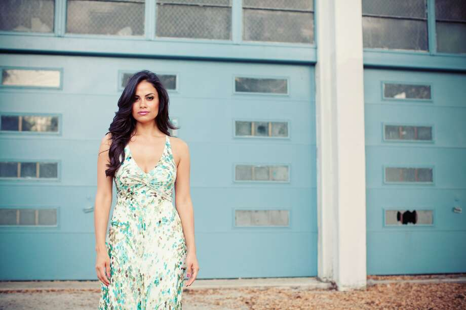 S.A. television personality Cassandra Lazenby will show Texans how to live large in a small space in a new reality show coming to KENS-TV. Photo: Brandi Sutherland Photo: Courtesy