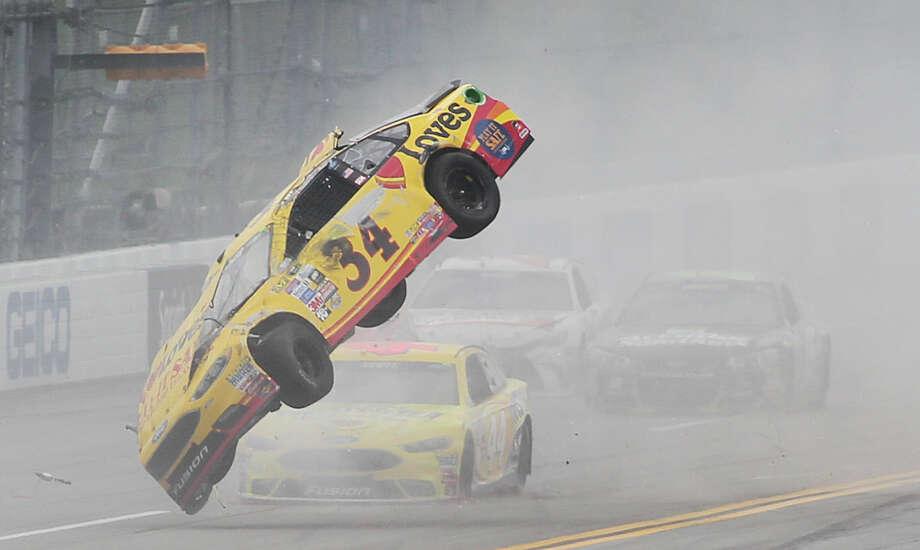 Keselowski wins wild crash-fest at Talladega - Times Union