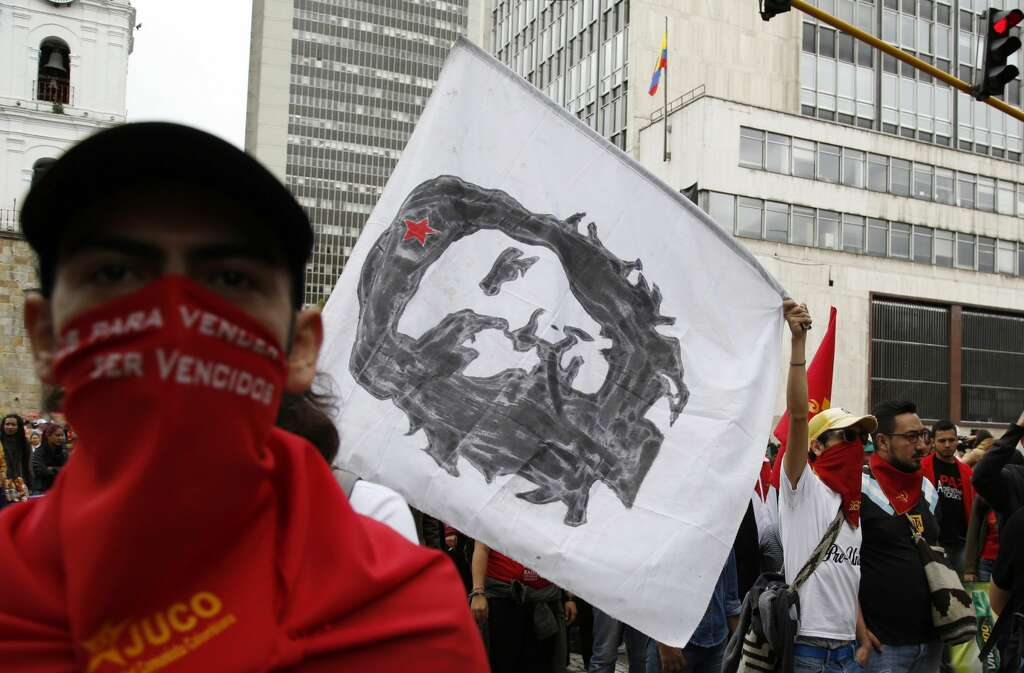 Image result for che immigration marches images