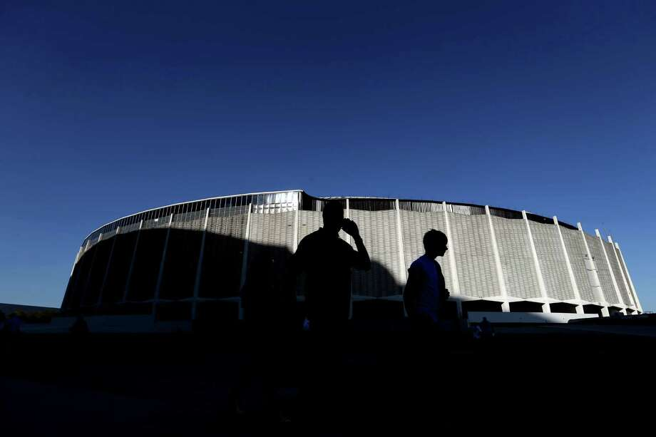 The Astrodome, which was on display during last month's NCAA Final Four, could be back in the spotlight. Photo: Gary Coronado, Staff / © 2015 Houston Chronicle