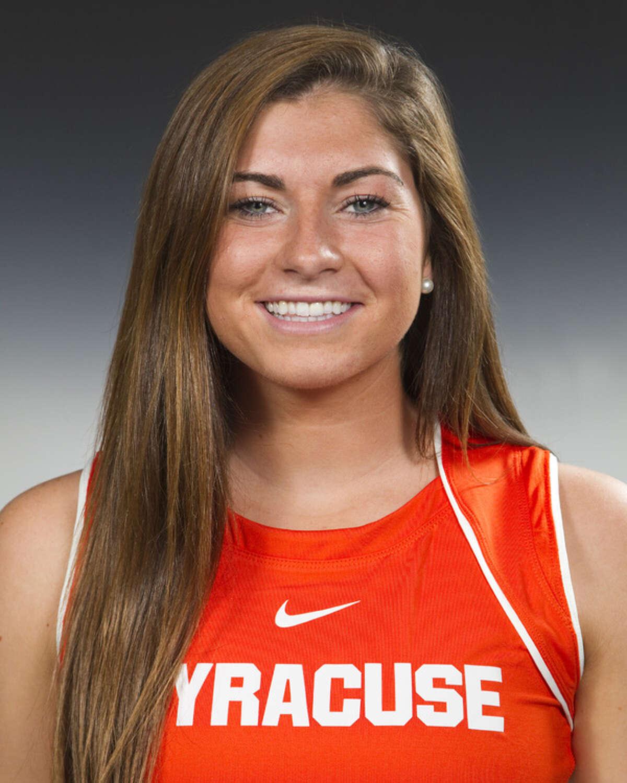 Kayla Treanor. (Photo courtesy Syracuse University)