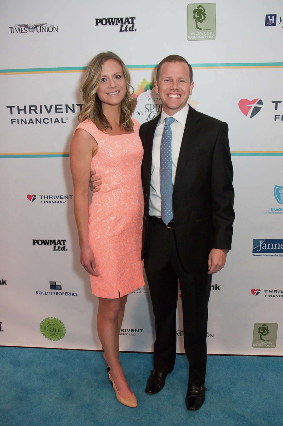 Were You Seen at the Wildwood Foundation's Spring Gala at the Hall of Springs in Saratoga Springs on Friday, April 29, 2016?