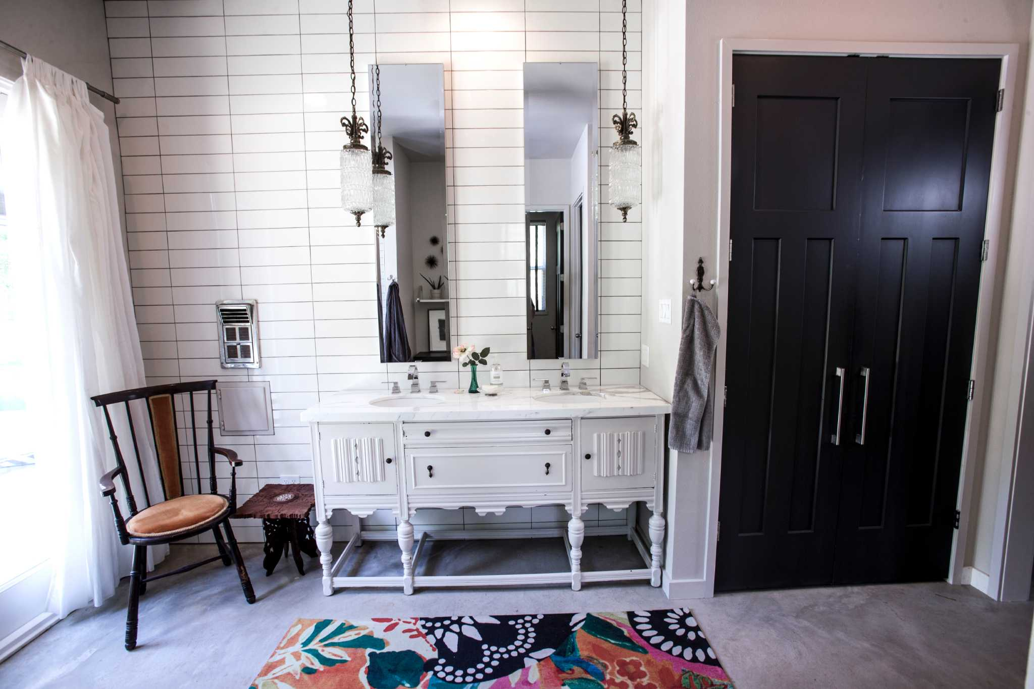 Bathroom design inspiration from your neighbors - Houston Chronicle
