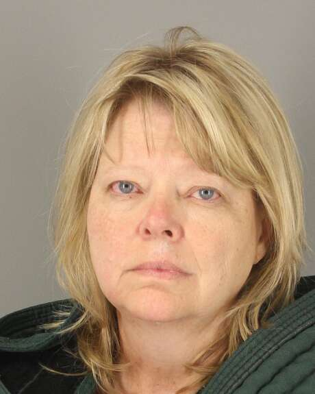 Charlsie Jones, 57, is accused of murdering her husband Lee Jones at their West End home on April 30. Photo: Beaumont Police Department