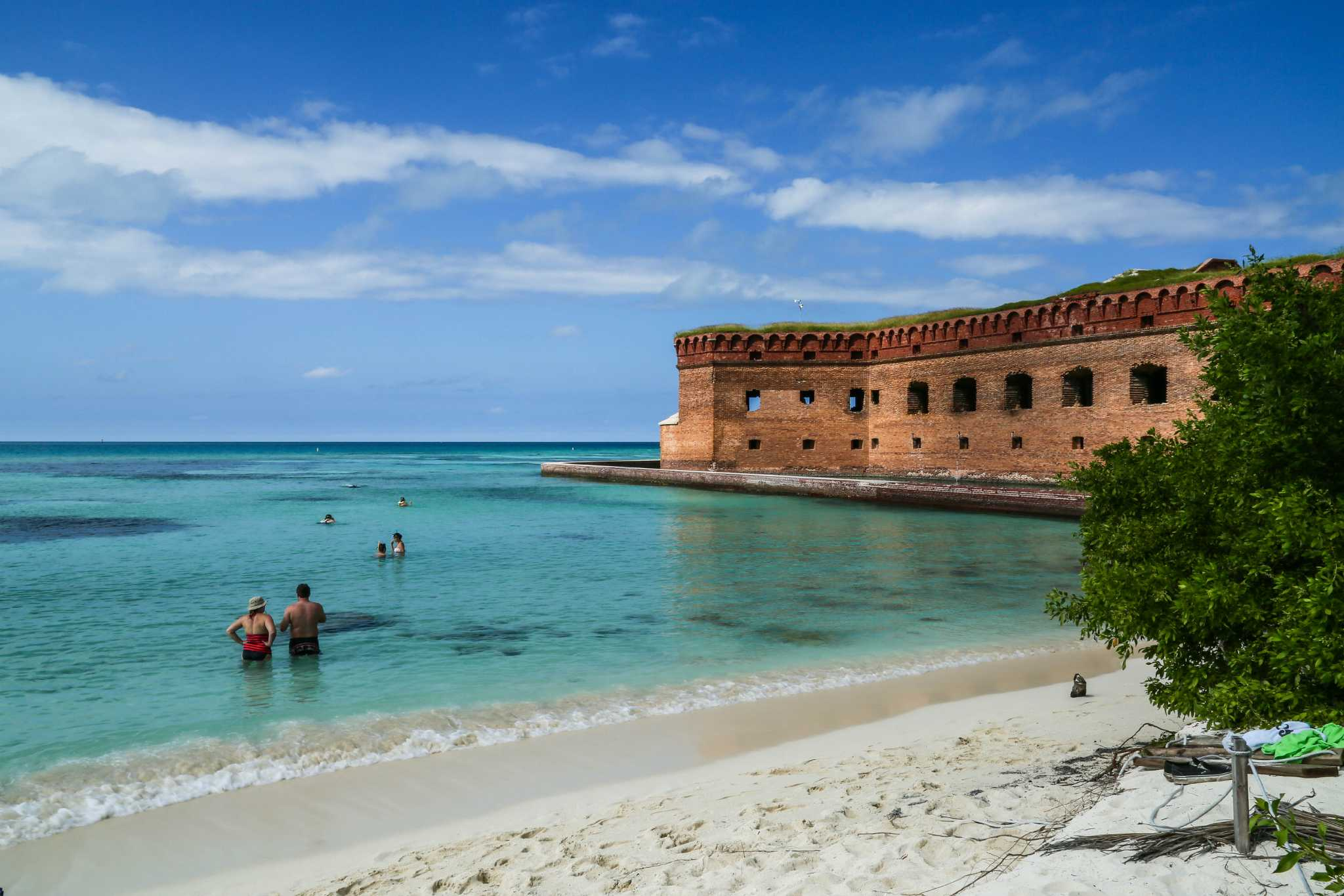 West Of Key West Exploring Remote Paradise Of Dry Tortugas National Park Houston Chronicle