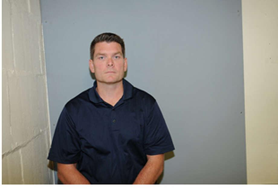 Darien Police Officer James Martin. Photo: Contributed / Contributed Photo / Darien News