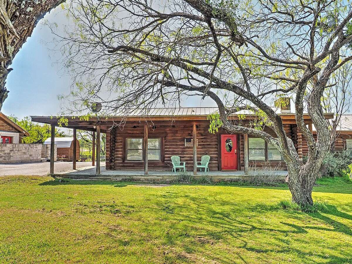 1. Cabin in Horseshoe Bay, near Lake LBJ Avg. nightly rate: $302Sleeps: 8