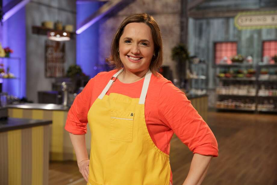 Susana Mijares, owner of Délice Chocolatier & Patisserie, made it to the final four contestants of Food Network's Spring Baking Championship.