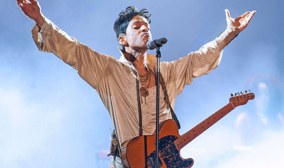 Prince was 57 when he overdosed. Photo: Getty Images