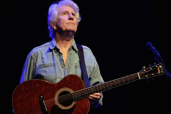 Graham Nash's new songs are stripped down musically but full of powerful emotions.