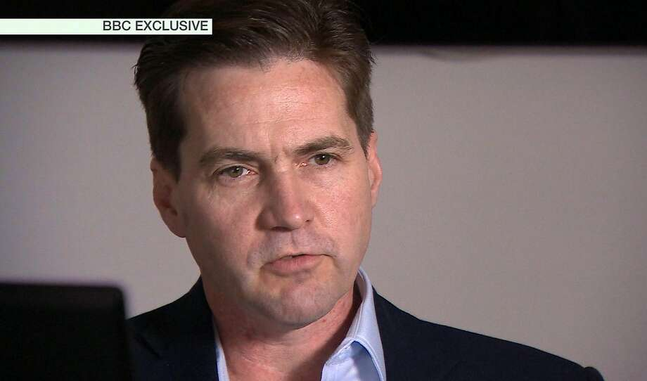 This framegrab made available by the BBC on Monday May 2, 2016 shows creator of the Bitcoin, Craig Wright speaking in London. Australian Craig Wright, long rumored to be associated with the digital currency Bitcoin, has publicly identified himself as its creator, a claim that would end one of the biggest mysteries in the tech world. BBC News said Monday that Craig Wright told the media outlet he is the man previously known by the pseudonym Satoshi Nakamoto. (BBC News via AP) Photo: Associated Press
