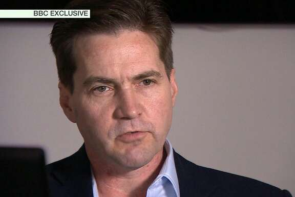 This framegrab made available by the BBC on Monday May 2, 2016 shows creator of the Bitcoin, Craig Wright speaking in London. Australian Craig Wright, long rumored to be associated with the digital currency Bitcoin, has publicly identified himself as its creator, a claim that would end one of the biggest mysteries in the tech world. BBC News said Monday that Craig Wright told the media outlet he is the man previously known by the pseudonym Satoshi Nakamoto. (BBC News via AP)