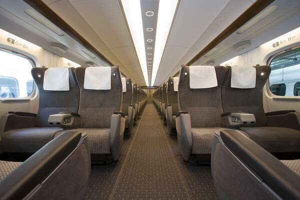 Rail company buys land options for high-speed line