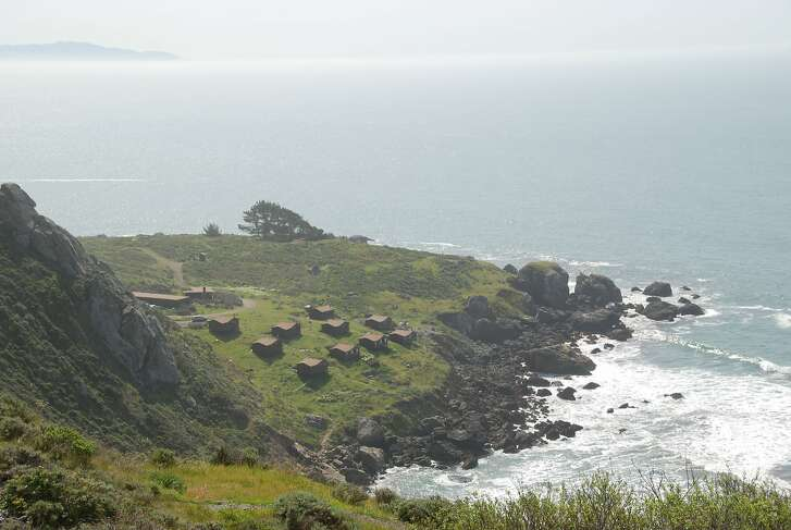 The cabins in Steep Ravine on Mt. Tamalpais that can be reserved through the park system.