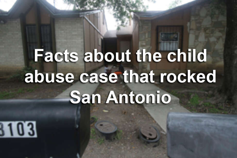 "Days after the investigation began into a San Antonio child abuse case described by officials as ""horrific,"" a second mother with connections to the children was found. / ©San Antonio Express-News/John Davenport"