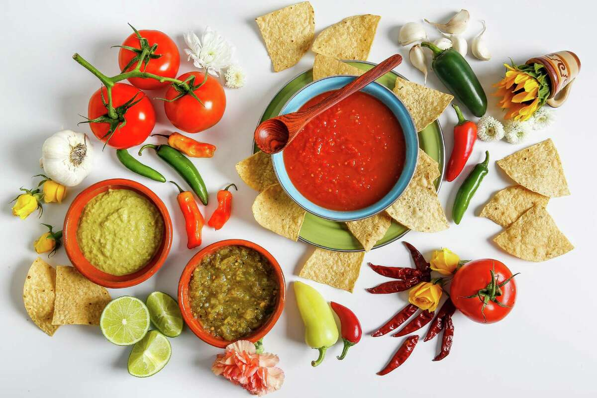 Salsa is the spice of many Houstonians' lives.