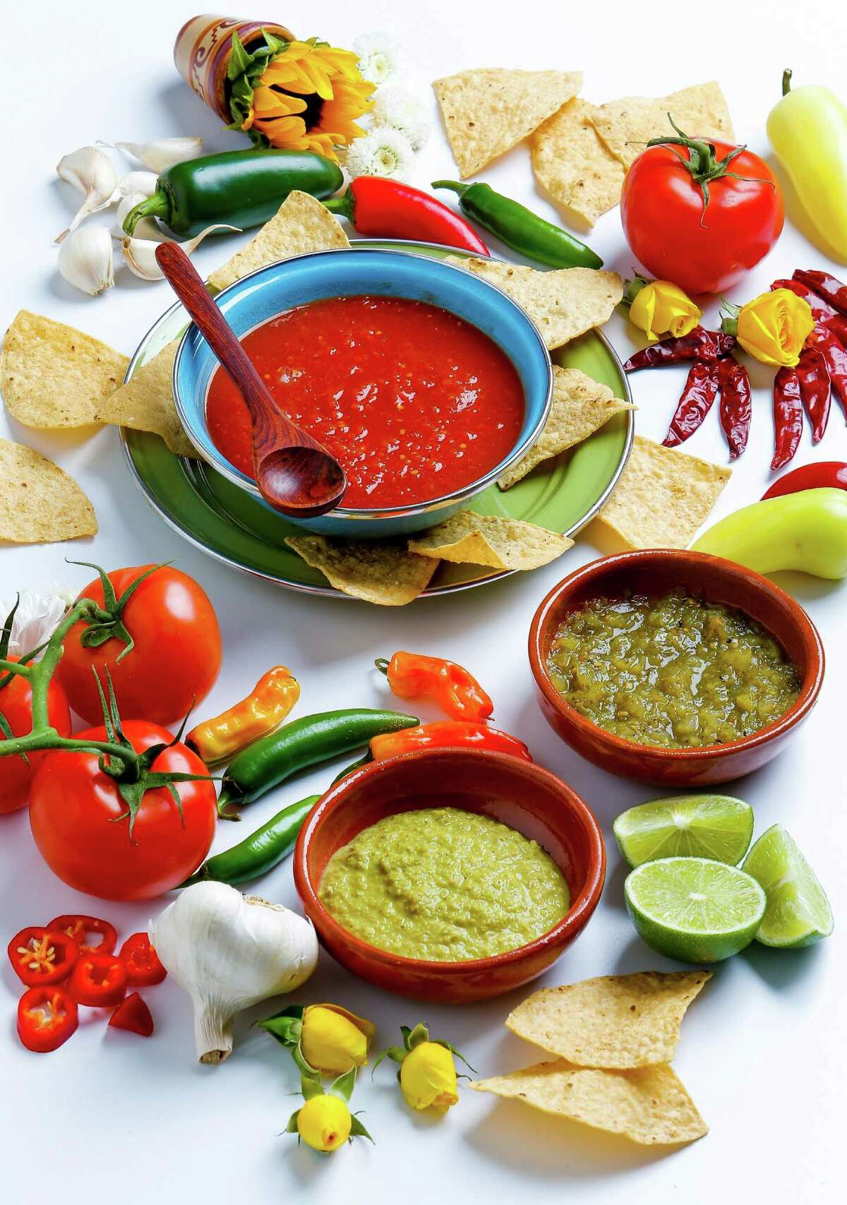 Hot or mild, salsa generally incorporates garlic, tomato and peppers. Houston restaurants can rise and fall by the quality of their versions. The following are ones the Chronicle food team has tasted over the past several months.