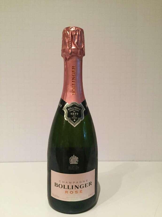 Bollinger Rosé Champagne Photo: Dale Robertson